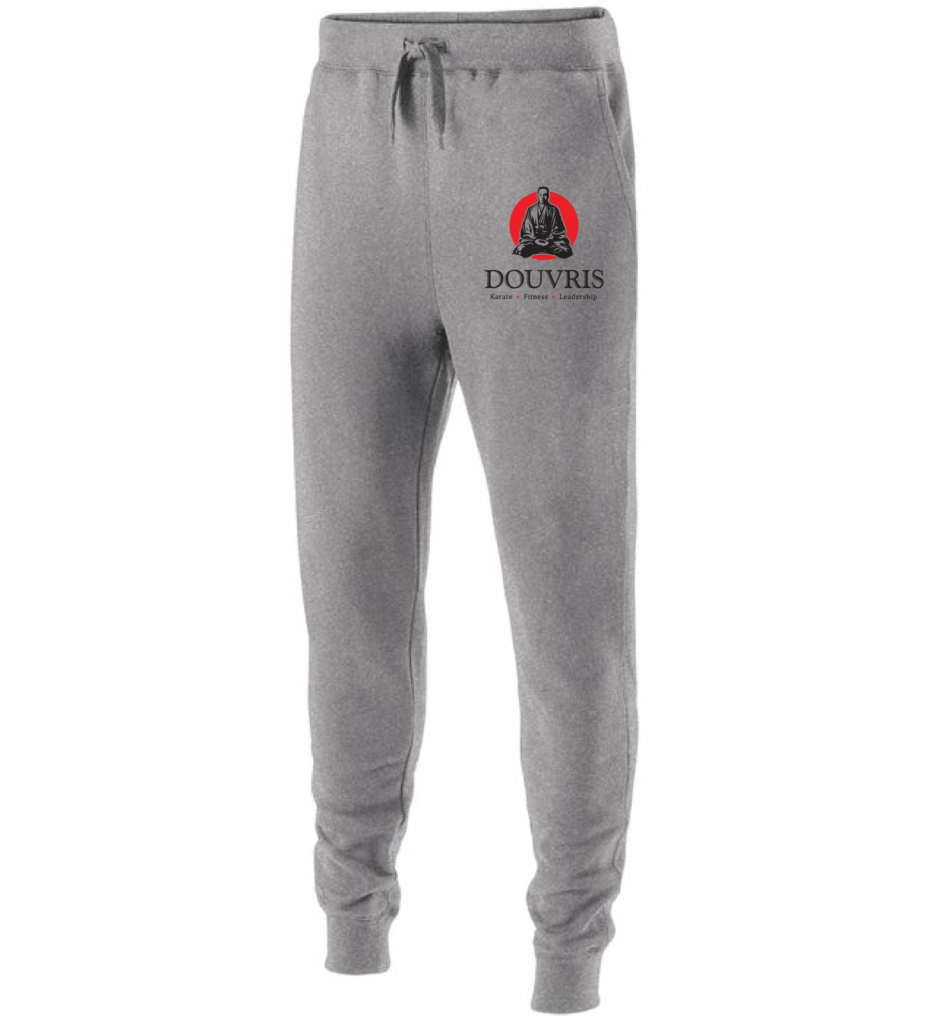 douvris grey sweatpants